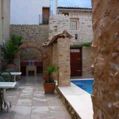 Отель Casa Sastre Segui бассейн
