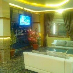 Ugur Otel Турция, Мерсин - отзывы, цены и фото номеров - забронировать отель Ugur Otel онлайн интерьер отеля