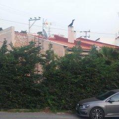 Отель Pendeli's Luxury парковка