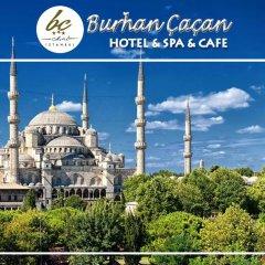 BC Burhan Cacan Hotel & Spa & Cafe фото 2