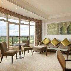 Отель London Hilton on Park Lane 5* Люкс с различными типами кроватей фото 11