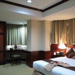 Отель The Grand Sathorn 3* Люкс повышенной комфортности с различными типами кроватей фото 2