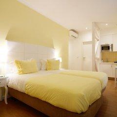 Апартаменты Rossio Apartments Студия с различными типами кроватей фото 19