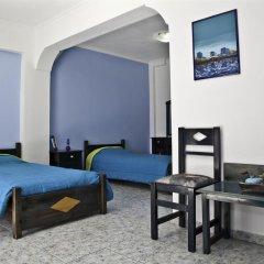 Отель Roula Villa 2* Стандартный семейный номер с двуспальной кроватью фото 7