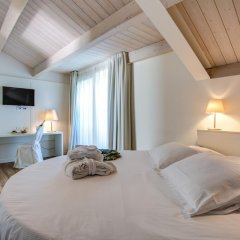 Rimini Suite Hotel 4* Люкс с различными типами кроватей фото 11