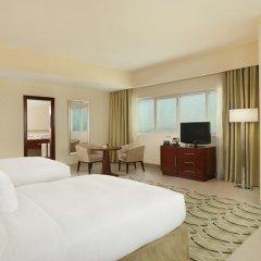 Отель Doubletree By Hilton Ras Al Khaimah 4* Номер Делюкс с различными типами кроватей фото 2
