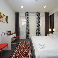 Гостиница Петровка 17 Номер Эконом с разными типами кроватей (общая ванная комната) фото 3