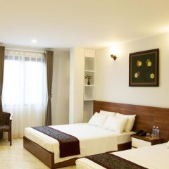 An Hotel 2* Номер Делюкс с различными типами кроватей фото 11