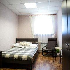 Гостиница Лесная комната для гостей фото 3
