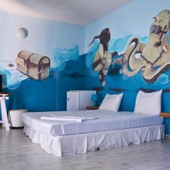 Art Hotel Simona 3* Стандартный номер с разными типами кроватей фото 12