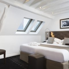 Отель Maxim Opéra 4* Стандартный номер с различными типами кроватей фото 5