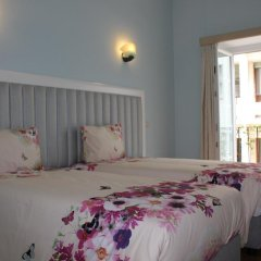 Отель Pensao Grande Oceano 3* Улучшенный номер