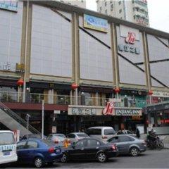 Отель Jinjiang Inn Nanshan Qianhai Road Шэньчжэнь парковка