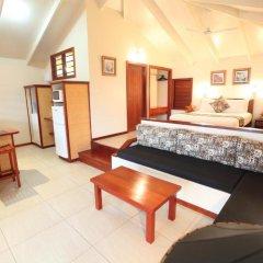 Отель Volivoli Beach Resort 4* Студия с различными типами кроватей фото 2