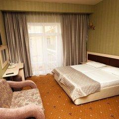 Курортный отель Санмаринн All Inclusive 4* Стандартный номер с различными типами кроватей фото 4