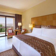 Отель InterContinental Resort Aqaba 5* Стандартный номер с различными типами кроватей фото 4