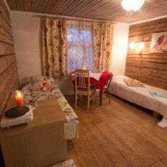 Отель Marta Guesthouse Tallinn 2* Стандартный номер с двуспальной кроватью (общая ванная комната) фото 23