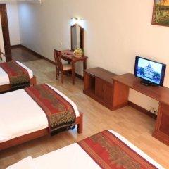 City Angkor Hotel 3* Улучшенный номер с различными типами кроватей фото 2