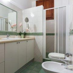 Отель Trevispagna Charme Apartment Италия, Рим - отзывы, цены и фото номеров - забронировать отель Trevispagna Charme Apartment онлайн ванная фото 2