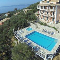 Отель Villa Nestoras бассейн фото 3