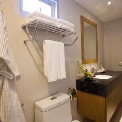 Chabana Kamala Hotel 4* Улучшенный номер с двуспальной кроватью фото 10