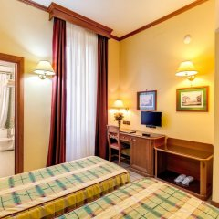 Отель MILANI Рим комната для гостей фото 8