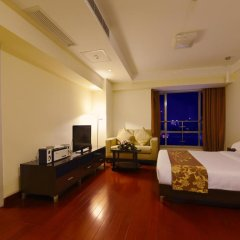 Kingtown Hotel Hongqiao 4* Стандартный номер с различными типами кроватей фото 3