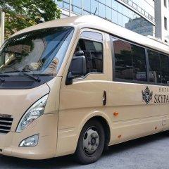 Отель SKYPARK Myeongdong II Южная Корея, Сеул - 1 отзыв об отеле, цены и фото номеров - забронировать отель SKYPARK Myeongdong II онлайн городской автобус
