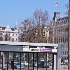 Отель Exclusive Apartment Rathaus Австрия, Вена - отзывы, цены и фото номеров - забронировать отель Exclusive Apartment Rathaus онлайн городской автобус