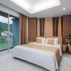 The Allano Phuket Hotel 3* Улучшенный номер с различными типами кроватей фото 4