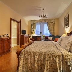 Boutique Hotel Constans Prague комната для гостей фото 3