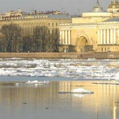 Отель Bonn-Apart Санкт-Петербург приотельная территория