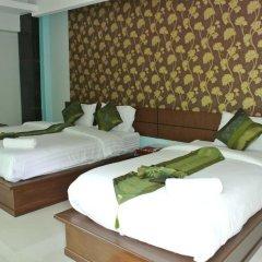 Отель AC 2 Resort 3* Вилла с различными типами кроватей фото 20