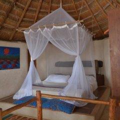 Отель Posada del Sol Tulum 3* Номер Делюкс с различными типами кроватей фото 14