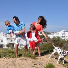 Отель Duna Parque Beach Club 3* Семейные апартаменты разные типы кроватей фото 19