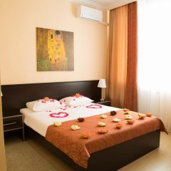 Гостиница Voyage Hotels Мезонин комната для гостей фото 4