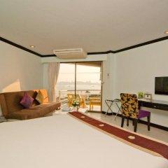 Отель Bella Villa Metro 3* Улучшенный номер с двуспальной кроватью фото 3