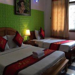 Hanoi Pearl Hostel Стандартный номер с различными типами кроватей фото 8