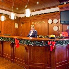 Отель Yastrebets Wellness & Spa Боровец интерьер отеля фото 2
