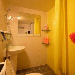 Отель Han River Guesthouse 2* Семейная студия с двуспальной кроватью фото 32