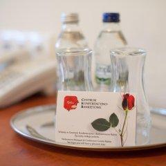 Отель Centrum Konferencyjno - Bankietowe Rubin 3* Стандартный номер с различными типами кроватей фото 5