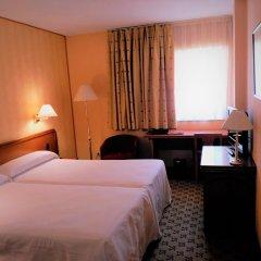 Отель Sercotel Horus Salamanca 4* Стандартный номер с различными типами кроватей фото 2