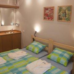 Spirit Hostel and Apartments Стандартный номер с различными типами кроватей фото 4