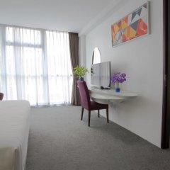Hotel Icon Bangkok 4* Улучшенный номер с различными типами кроватей фото 10