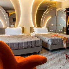 Hotel Da Vinci 4* Стандартный номер с различными типами кроватей фото 19