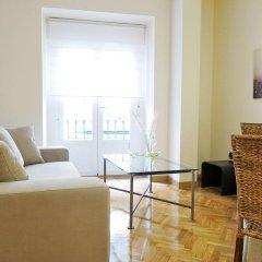 Отель Almaden Apartment Испания, Мадрид - отзывы, цены и фото номеров - забронировать отель Almaden Apartment онлайн комната для гостей фото 3