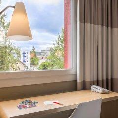 Отель ibis Geneve Aeroport 2* Стандартный номер с различными типами кроватей фото 3