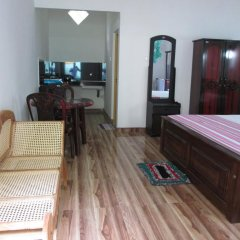 Отель Rainbow Guest House Стандартный номер с различными типами кроватей фото 9