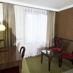 Topkapi Inter Istanbul Hotel 4* Стандартный номер с двуспальной кроватью фото 14