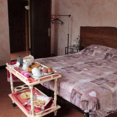Отель B&B Il Chioso Аулла в номере